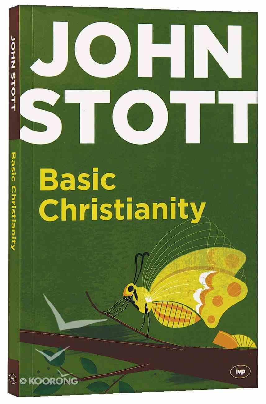 Basic Christianity PB Large Format