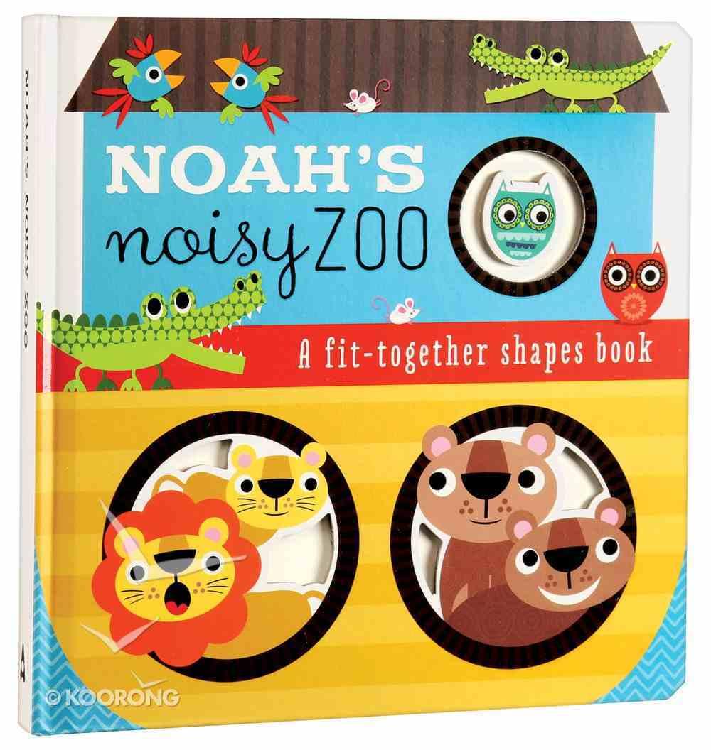 Noah's Noisy Zoo Board Book