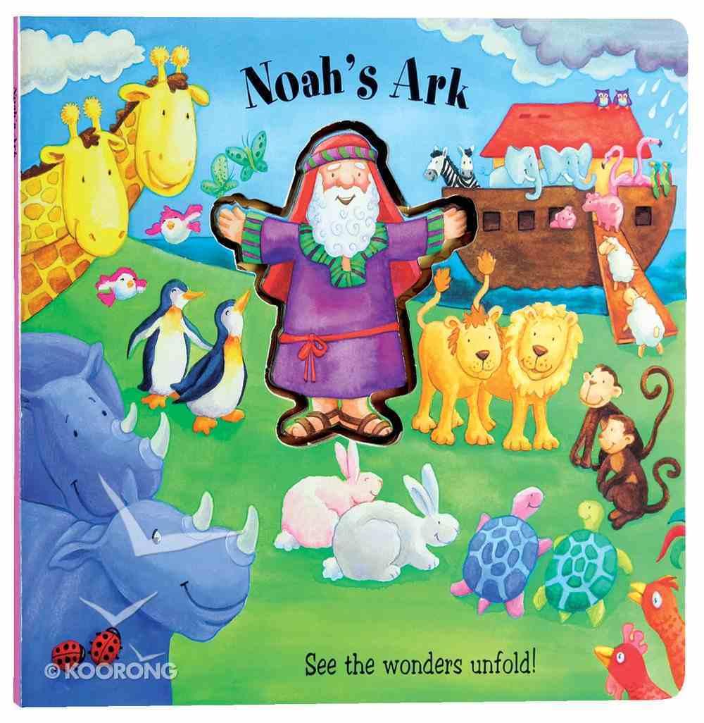 Noah's Ark (Bible Build A Scene Series) Board Book