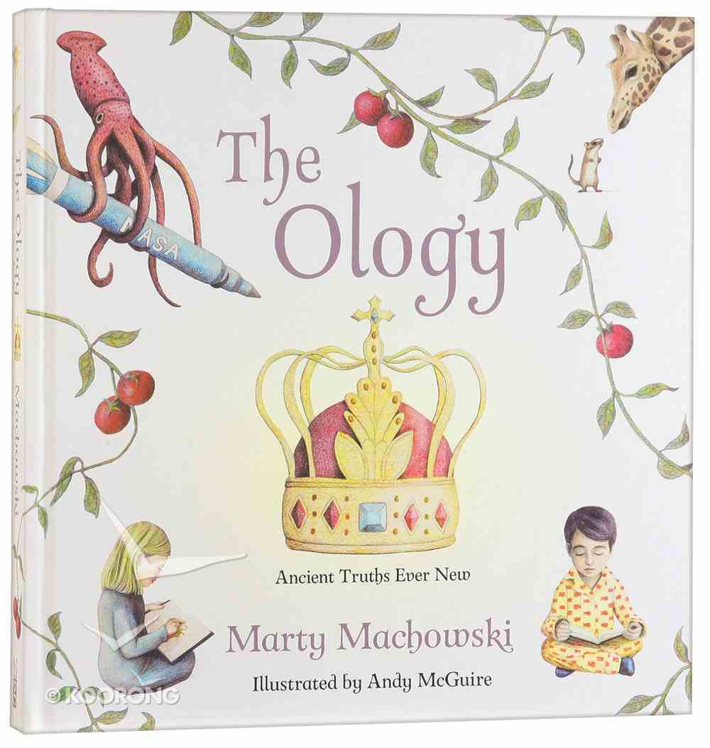 The Ology Hardback