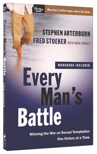 Product: Every Man: Every Man's Battle (Includes Workbook) Image