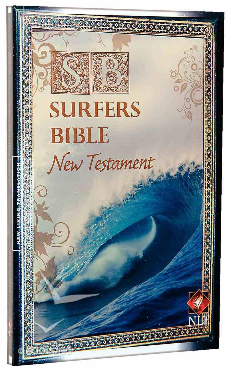 NLT Surfers New Testament Paperback