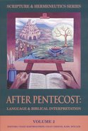 Shs #02: After Pentecost (Scripture & Hermeneutics Series) image