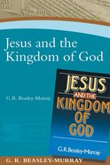 Jesus And The Kingdom Of God image