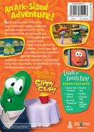 Dvd Veggie Tales #35: Minnesota Cuke And The Search For Noahs Umbrella