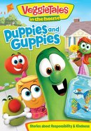 Dvd Veggie Tales #59: Puppies And Guppies