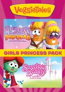 DVD Veggie Tales: Princess Girls Pack