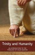 Trinity And Humanity (Ebook) image
