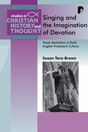 Scht: Singing And The Imagination Of Devotion