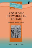 Seht: Apostolic Networks In Britain