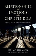 Relationships And Emotions After Christendom image