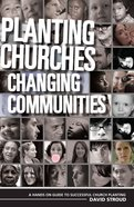 Planting Churches-changing Communities image