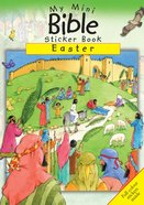 My Mini Bible Sticker Book: Easter image