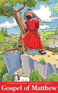 Icb International Children's Bible Gospel Of Matthew (Pack Of 10) image