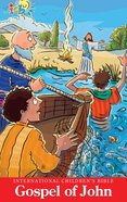 Icb International Children's Bible Gospel Of John (Pack Of 10) image