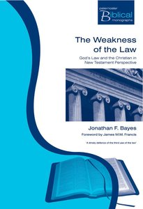 Product: Pbtm: Weakness Of The Law, The Image