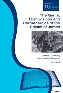 Product: Pbtm: Genre, Composition And Hermeneutic Of The Epistle Of James, The Image