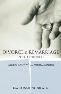 Product: Divorce And Remarriage In The Church Image