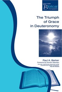Product: Pbtm: Triumph And Grace In Deuteronomy, The Image