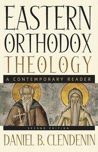 Product: Eastern Orthodox Theology Image