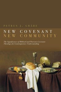 Product: New Covenant, New Community Image