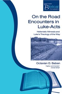 Product: Pbm: On The Road Encounters In Luke-acts Image