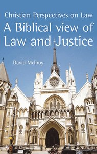 Product: Biblical View Of Law And Justice, A Image