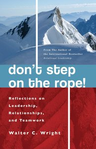 Product: Don't Step On The Rope Image