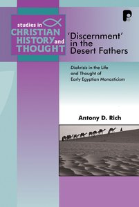 Product: Scht: Discernment In The Desert Fathers Image