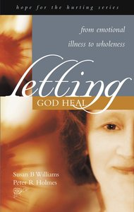 Product: Hope For The Hurting: Letting God Heal Image