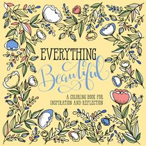 Product: Adult Colouring Book: Everything Beautiful Image