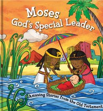 Product: Bscsb #03: Moses, God's Special Leader Image