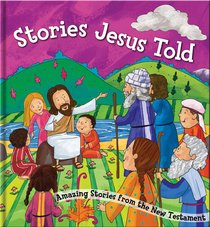 Product: Bscsb #10: Stories Jesus Told Image