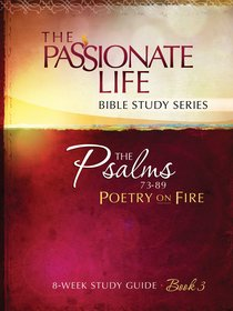 Product: Tplbs #03: Psalms - Poetry On Fire Image