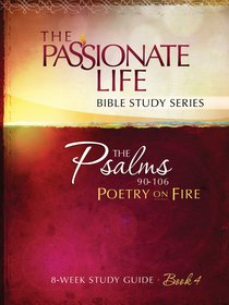 Product: Tplbs #04: Psalms - Poetry On Fire Image
