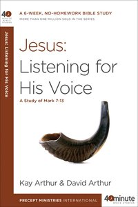 Product: 40 Mbs: Jesus - Listening For His Voice Image