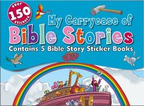 Product: My Carrycase Of Bible Stories (Over 150 Stickers) Image