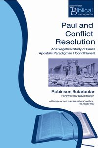 Product: Pbm: Paul And Conflict Resolution Image