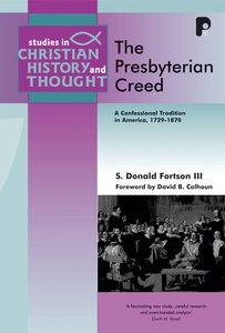 Product: Scht: Presbyterian Creed, The Image