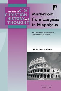 Product: Scht: Martyrdom From Exegesis In Hippolytus Image