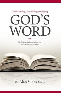 Product: Understanding, Expounding And Obeying God's Word Image