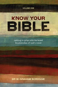 Product: Know Your Bible Image