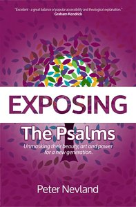 Product: Exposing The Psalms Image