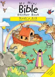 Product: My Mini Bible Sticker Book: Noah's Ark And Other Stories Image