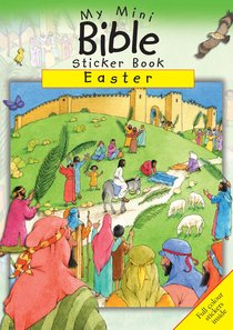 Product: My Mini Bible Sticker Book: Easter Image