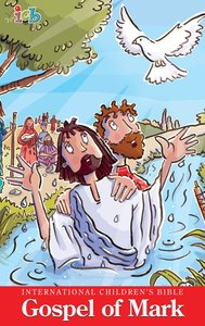 Product: Icb International Children's Bible Gospel Of Mark (Pack Of 10) Image