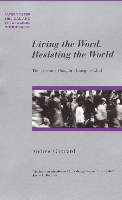 Product: Pbtm: Living The Word, Resisting The World Image