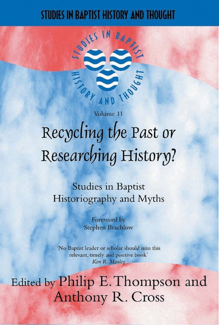 Product: Sbht: Recycling The Past Or Researching History Image