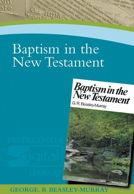 Product: Baptism In The New Testament Image