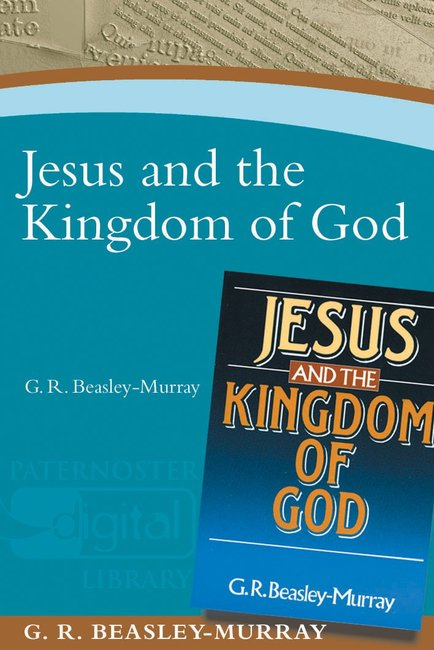 Product: Jesus And The Kingdom Of God Image